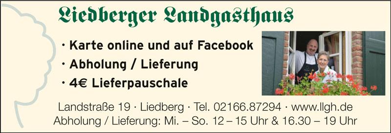 IN_Korschenbroich_Corona_Lieferdienste_Restaurants_Liedberger